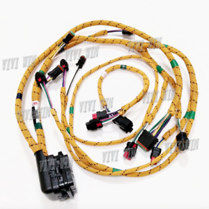 Engine Wiring Harness Fit For Caterpillar C15 Excavator