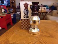 AVON CHESS PIECE THE QUEEN II full of SPICY after shave