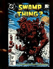 SWAMP THING #57 (9.2) MYSTERIES IN SPACE!