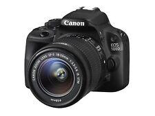Canon EOS mit eingebautem Blitz