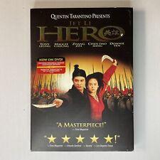 Dvd Jet Li Hero (Dvd, 2004) Movie, Quentin Tarantino