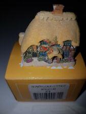 LILLIPUT LANE Honeysuckle Cottage 271 Dream Miniature 1995 #9