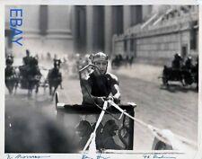 Francis X. Bushman Ben Hur VINTAGE Photo