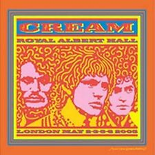 CREAM ROYAL ALBERT HALL LONDON MAY 2-3-5-6 2005 BRAND NEW SEALED 2 CD SET LIVE
