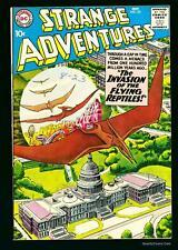 Strange Adventures #121 NM+ 9.6 Blanc cassé Blanc Mountain DC Comics