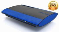 >> PlayStation 3 Super Slim Ps3 CARBON SKIN STICKER DECAL WRAP VINYL <<