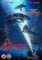 47 Metri Giù DVD Nuovo DVD (EO52112D)