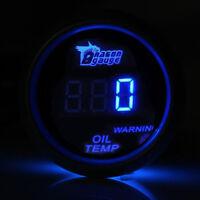 52mm Auto LED Öltemperatur Temperaturanzeiger Instrument Zusatz Instrumente