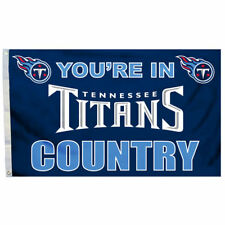 Tennessee Titans Country Grommet Pole Flag