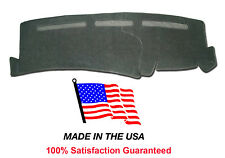 2001-2006 Chevy Silverado 1500 Gray Carpet Dash Cover Mat Pad CH77-0 (SI15)