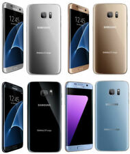 Samsung Galaxy S7 Edge G935 32GB Gsm Desbloqueado (AT&T TMobile E Mais) 4G Smartphone