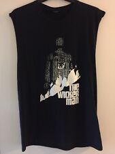 THE WICKER MAN - Folk Horror Movie T Shirt Vest M - Cult Punk Rock Metal Vintage