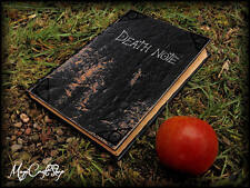 Death Note book - notebook replica with original pages printed on parchment pape
