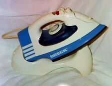 Oreck Steam iron with stand
