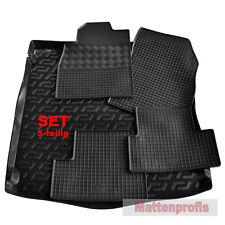 Caoutchouc tapis + tapis bain set pour Opel Astra J sports tourer à partir de Bj. 10/2010