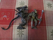 Aliens Predator set of 2 figures