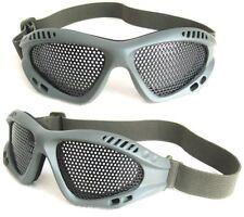 Airsoft Mesh Goggles Green