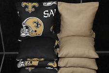 New Orleans Saints 8 Cornhole Bean Bag Nfl Camping Travel