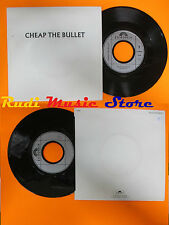 LP 45 7'' CHEAP THE BULLET 1990 france POLYDOR 1250 cd mc dvd