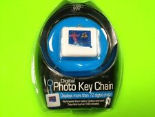 VR3 DIGITAL 72+ PHOTO KEYCHAIN W/ RECHARGEABLE LITHIUM BATTERY USB COMP