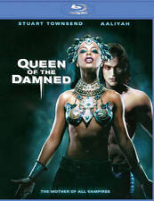 Queen of the Damned (BD) [Blu-ray] DVD, Aaliyah, Stuart Townsend, Marguerite Mor