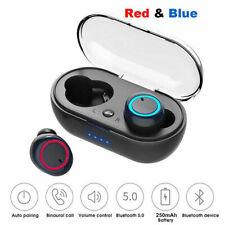 Bluetooth 5.0 Wireless Earphone Earbuds for iPhone Samsung Huawei Htc Motorola