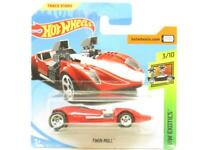 Hot Wheels Twin Mill HW Exotics Red 74/365 Short Card 1 64 Scale Sealed New