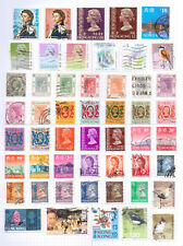 HONG KONG   Album page of Mint/Used Stamps (M549)