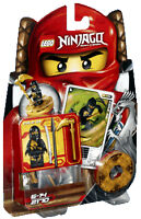 Lego 2170 Ninjago Cole DX 4611472 Action Spinner Figure New Sealed