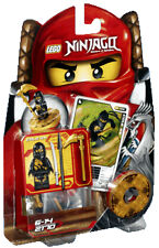 LEGO Ninjago Masters Of Spinjitzu Cole DX Mini Figure 2170 MOC 2011