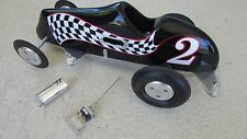 Dooling Arrow replica Barnes race car polished lower body K&G tires graphics