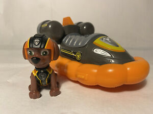 Paw Patrol Bundle of mission zuma pup figure and mission cruiser vehicle (17)
