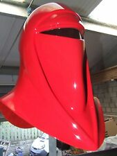 STAR WARS ROYAL GUARD HELMET FIBREGLASS PROP COSTUME ADULT LARGE SIZE
