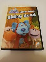 Blue's Clues: Blue's Room Little Blue Riding Hood DVD