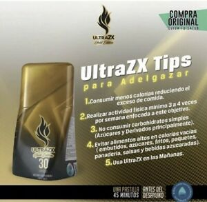 Ultra Zx Gold/Dietary Supplement/Fat Burner/100%ORIGIN/ON SALE LIMITED TIME ONLY