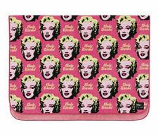 Andy Warhol Marilyn Monroe Art MoMA Pink Blanket Throw Wall Museum Modern RARE