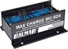 "New Max Charge Voltage Regulator balmar Mc-624 MC Regulator 24V 4.8"" x 3.2"" x 1."