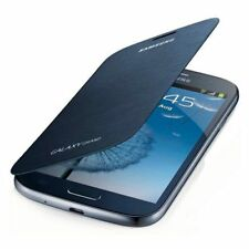Fundas y carcasas lisos Samsung color principal azul para teléfonos móviles y PDAs