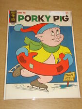 PORKY PIG #10 VF+ (8.5) GOLD KEY COMICS JANUARY 1967