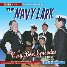 THE NAVY LARK - VERY BEST EPISODES VOLUME 1 - NEW/UNSEALED BBC CD AUDIO BOOK