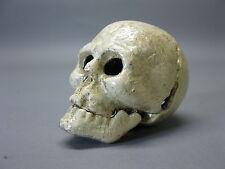 Cast Iron Skull Skulll Bottle Opener Paperweight