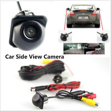 Car Rear Side Front Mirror View CCD Front Backup Parking Hole Camera Waterproof