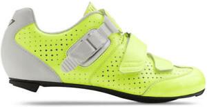 New Without Box $149 GIRO Espada E70 Shoe Highlight Yellow  Women's Size 6 1/2