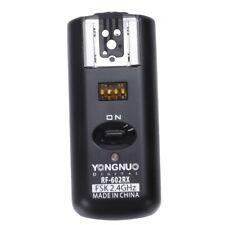 YongNuo RF- 602RX drahtloser Blitzempfaenger fuer Nikon Pentax Olymp F1Q6) OE