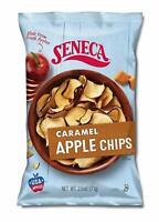 Seneca Caramel Apple Chips,2.5-Ounce Bags (Pack of 12), Caramel