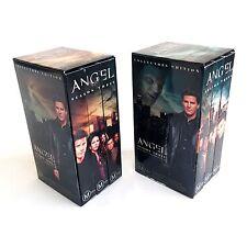 ANGEL VHS Collectors Edition Box Set Season 3 Part 1 and 2