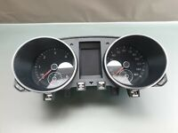 VW Golf 6 VI  Tacho Kombiinstrument Tachometer 5K0920872A Uncodiert 5K Meilen