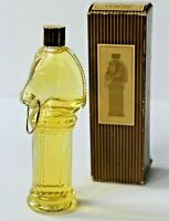 Vintage Avon Spicy After Shave Pony Post Decanter Bottle NEW W/Box 1.5 fl oz