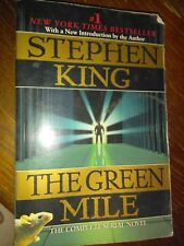 The Green Mile by Stephen King large pb