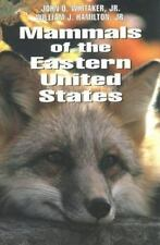 Mammals of the Eastern United States Comstock Books